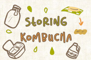 How To Store Kombucha: All Considerations Explained