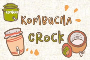 Kombucha Crocks: The Brewer's Guide