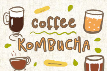 Coffee Kombucha: Guide To Drinking And Making