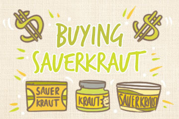 Buying Sauerkraut: The Ultimate Guide