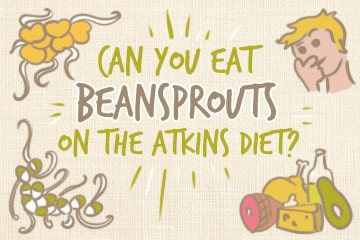 Can You Have Bean Sprouts On The Atkins Diet? The Complete Guide