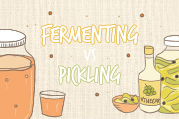 Fermenting Vs Pickling: The Complete Guide