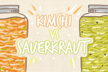 Sauerkraut Vs. Kimchi: The Ultimate Guide