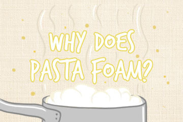 Why Does Pasta Foam? A Quick Guide