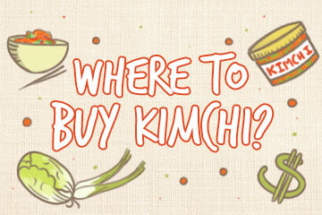Where To Buy Kimchi: All The Choices