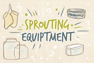 Sprouting Equipment Most Recommended Items
