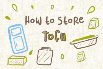 how_to_store_tofu_infographic
