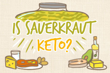 is_sauerkraut_keto_illustration