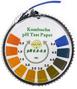 pH Test Strips - Quick Test For Kombucha