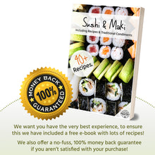 Load image into Gallery viewer, Sushi13™ - Sushi Making Kit [Easy & Fun To Make All Types Of Sushi]