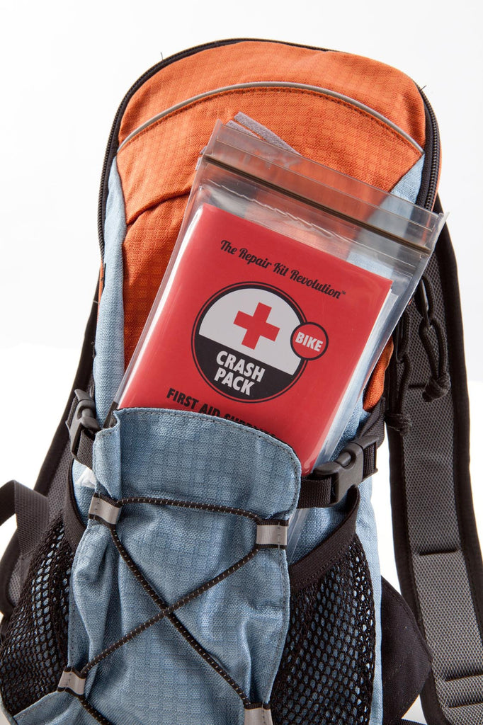 Crash Pack: First Aid for Your Ride – Hero Kit | #1 Bike