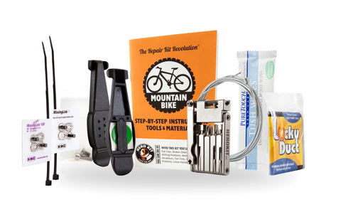 Hero Kit for Mountain Biking