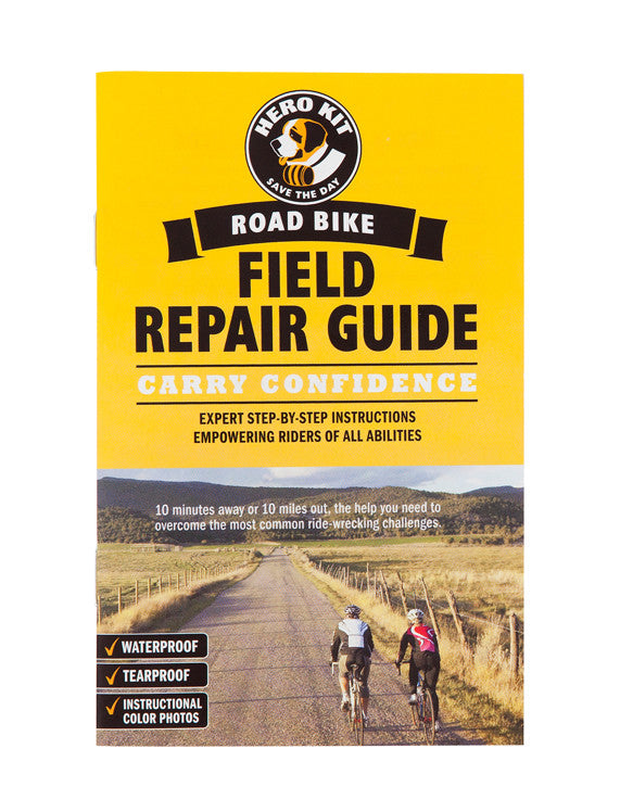 Field Repair Guide for Road Cycling