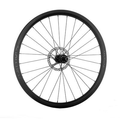 A lightweight, wide rimmed and tubeless-ready wheelset for your next off-road adventure.