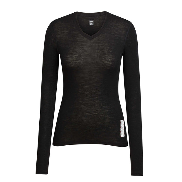 Rapha Womens Merino Base Layer - Long Sleeve