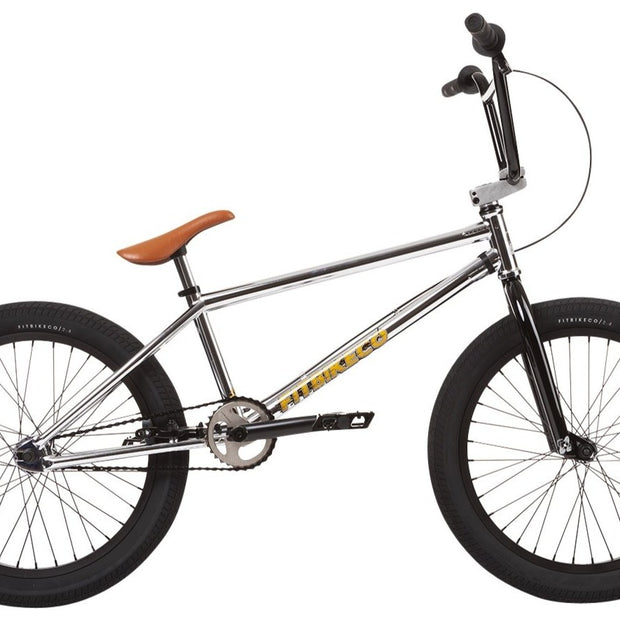 Fitbikeco 20'' TRL Complete BMX - 2020 Model - Chrome [152753]