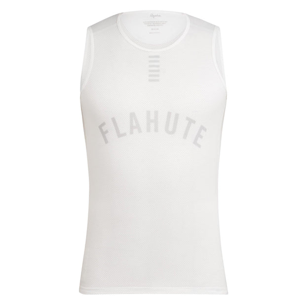 Pro Team Base Layer Sleeveless - White