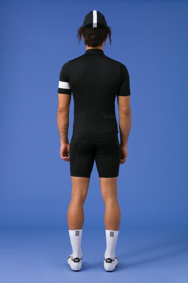 Core Jersey - Navy Marle
