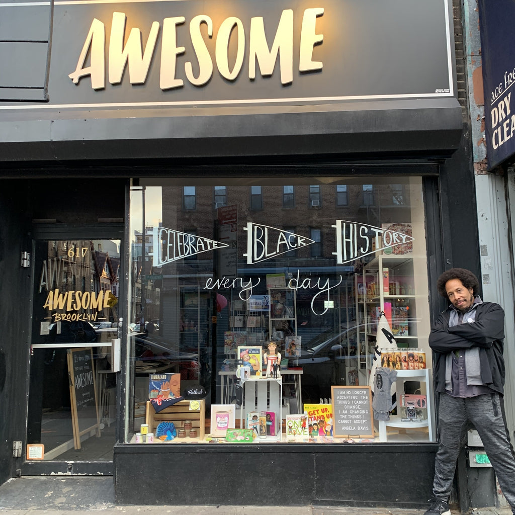 Retailer Spotlight: Awesome Brooklyn!