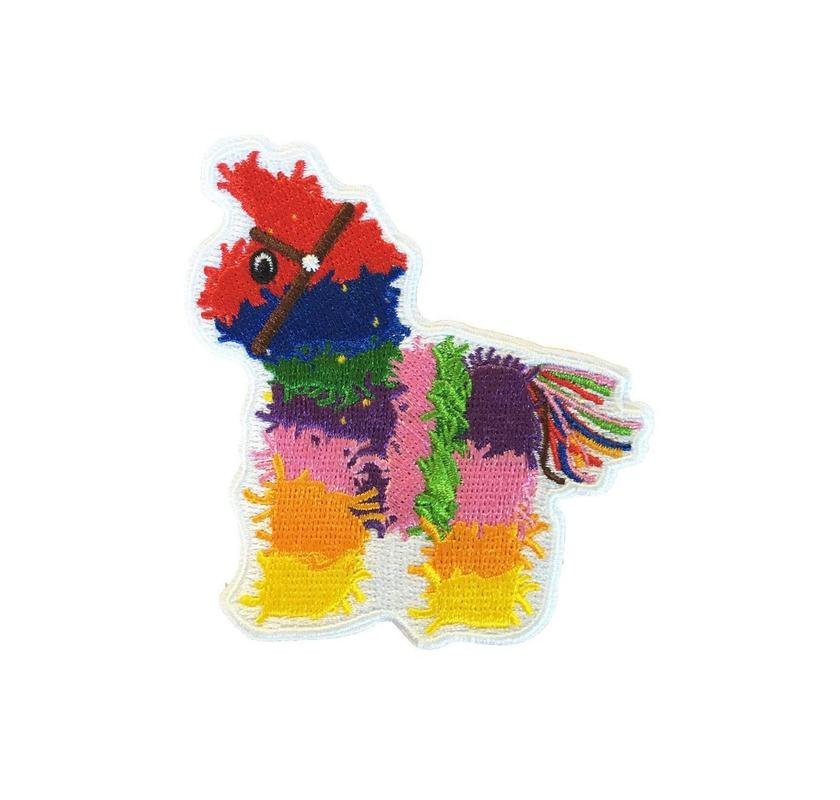 Dominic the Piñata Patch !-Accessories-Julie Mollo!