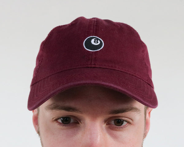 eight ball | dad hat