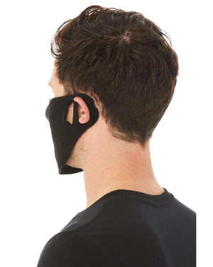 sweatshirt face mask | tiger
