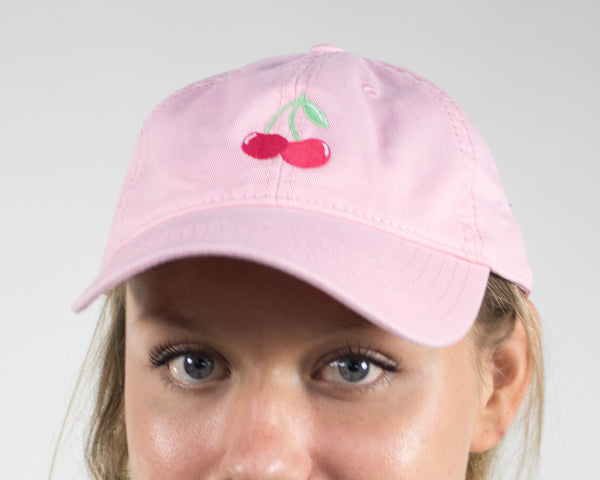 cherries | dad hat