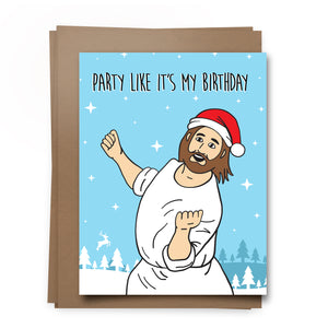dancing jesus pack | greeting card