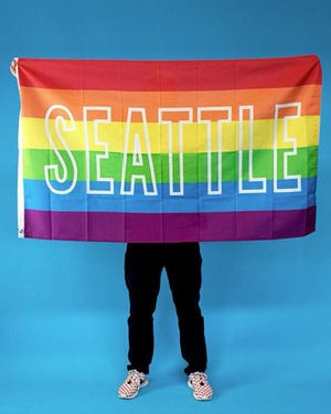 Seattle Pride Flag