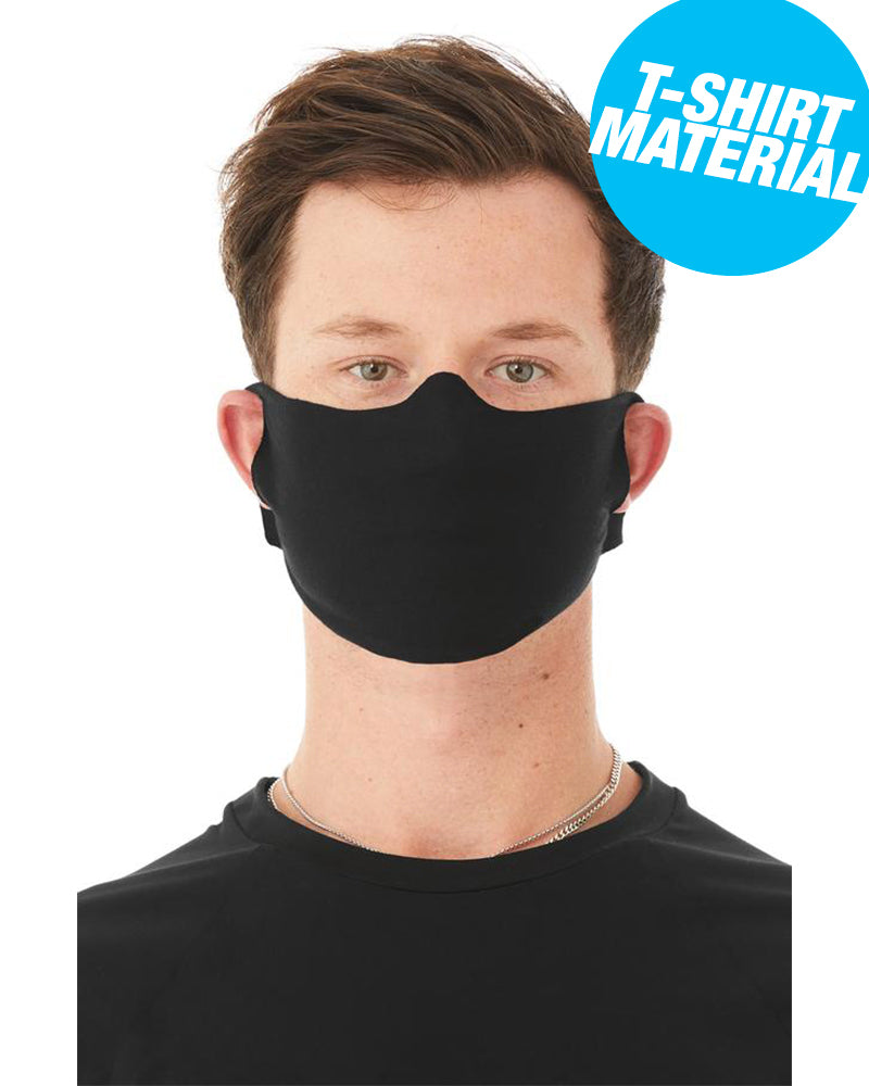 tshirt face mask | multi pack