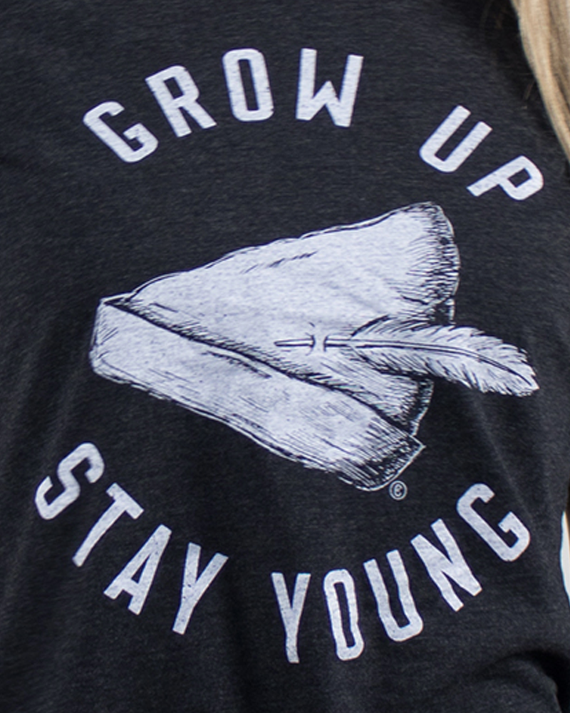 grow up | relaxed crew
