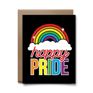 happy pride | greeting card