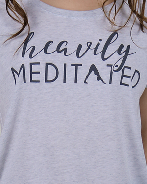 heavily meditated | dolman