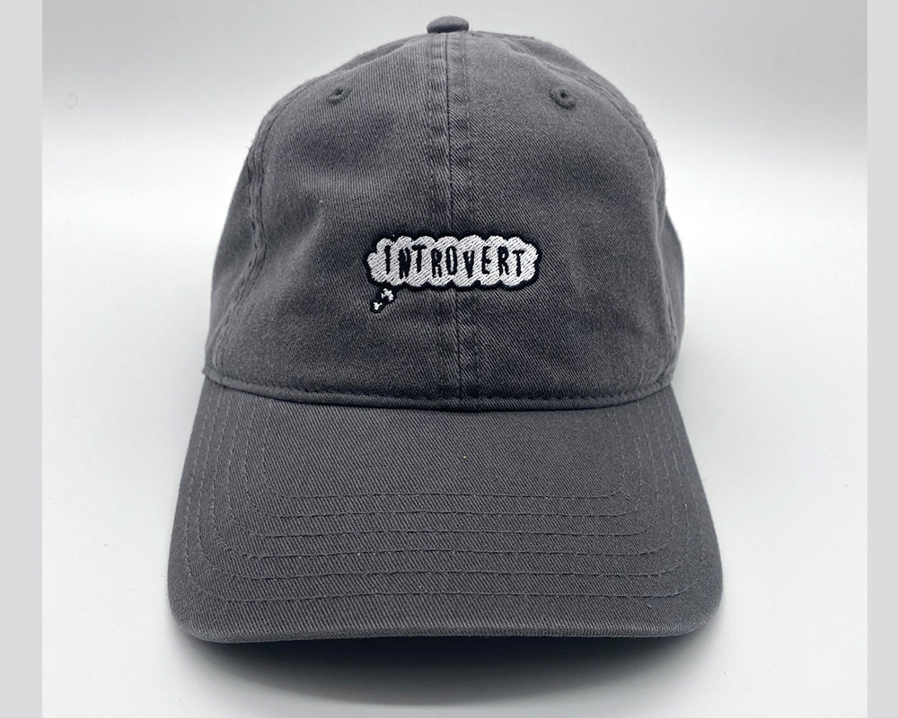 introvert | dad hat