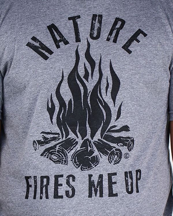 nature fires me up | uni