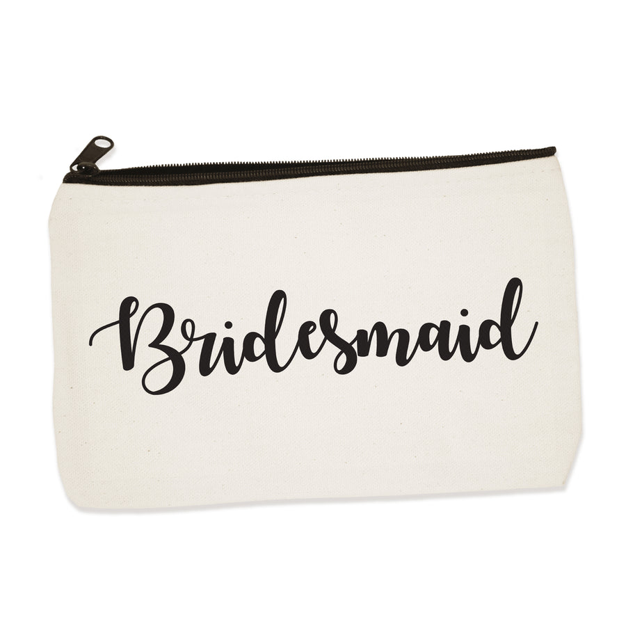 bridesmaid | zip pouch