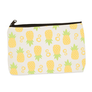 pineapple | zip pouch