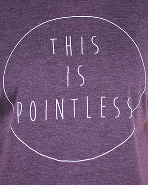 pointless | dolman