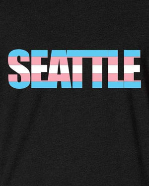 seattle trans flag | uni