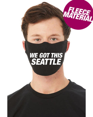 sweatshirt face mask | WGT seattle