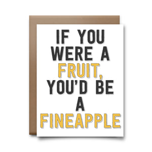 fineapple | greeting card