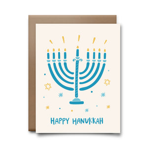 hanukkah | greeting card