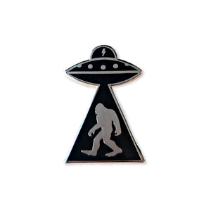 outerspace | enamel pin