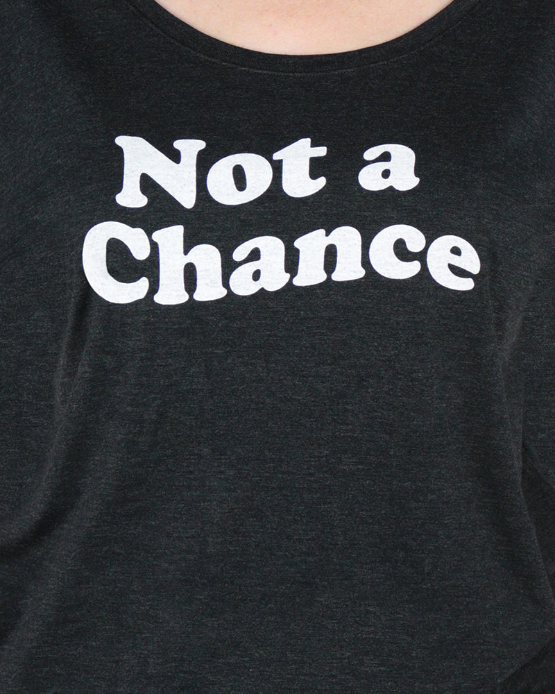 not a chance | dolman