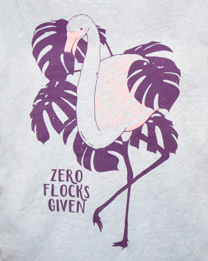 zero flocks given | dolman