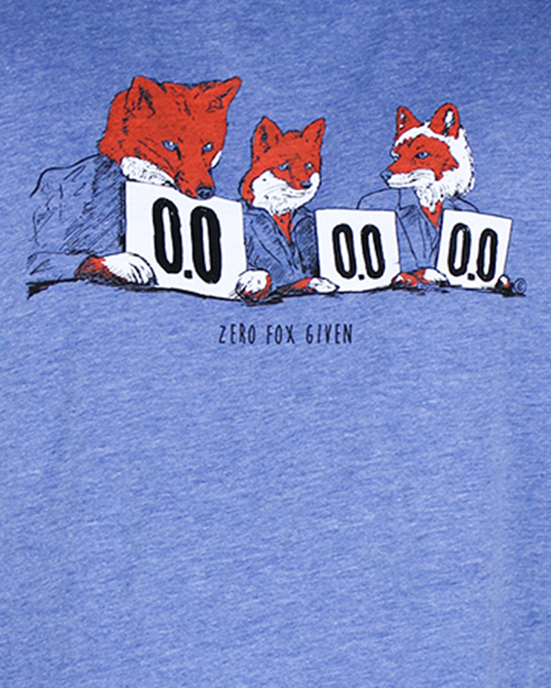 zero fox given | uni