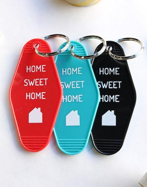 home sweet home | key tag