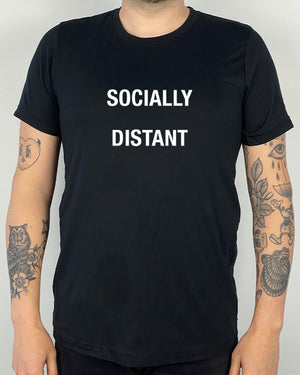 socially distant | uni