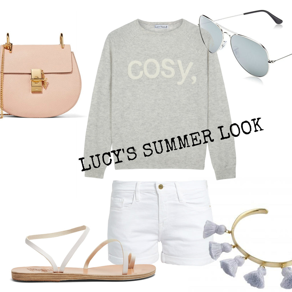 Lucy Style: What she's wearing this summer