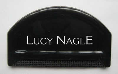 Lucy Nagle Cashmere Comb for Clearing Pills off your cashmere products